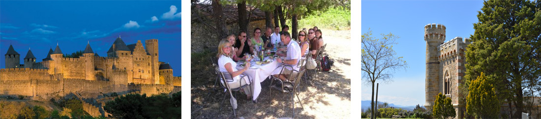 Experiences in South France
